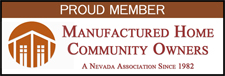 Manufactured Home Community Owners A Nevada Association Since 1982